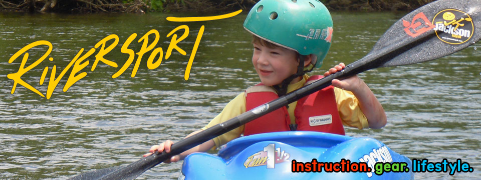Riversport - Child Kayaker