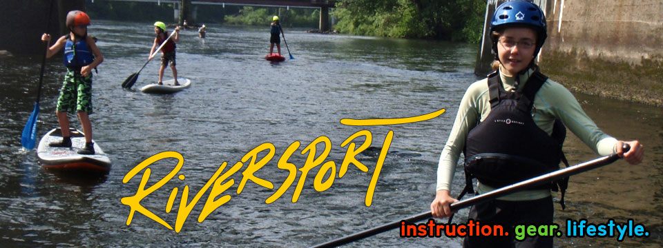 Riversport - Stand up paddle boards