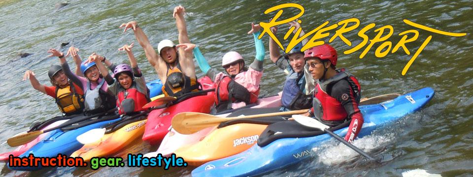 Riversport - Kids class