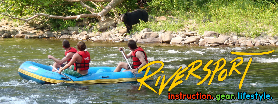Riversport - Rafting